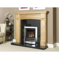 Kinder Kalahari HE Remote Control Gas Fire