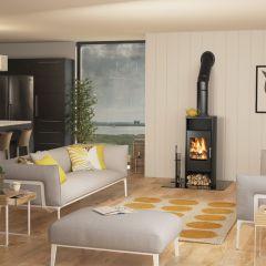 Broseley Phoenix 8kW woodburning stove