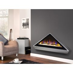 Celsi CPPSSLRE Electriflame VR Louvre - Silver