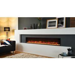 Gazco Radiance Inset 195R Edge Electric Fire