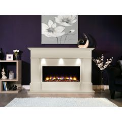 Celsi CUVRADOUELITE Ultiflame VR Adour Elite Illumia Electric Suite Fires