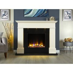 Celsi CUVRADOU Ultiflame VR Adour Illumia Electric Suite Fires