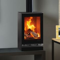 Stovax Vision Small T Wood Burning / Multifuel Eco Stove