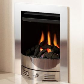 Crystal Montana HE Inset Gas Fire