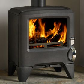 Dimplex Langbrook DEFRA Approved Multifuel Stove