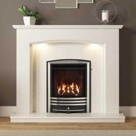 Be Modern Emelia Modern Fireplace Suite