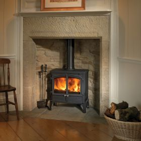 ESSE 100SE Double Door Multifuel / WOODBURNING STOVE