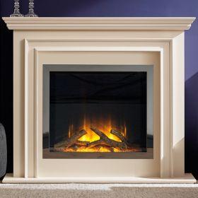 Flamerite Princeton Electric Fireplace Suite