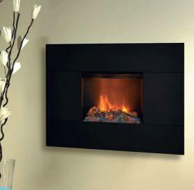 Dimplex Tahoe Opti-Myst Electric Fire - Black Shelf Wear