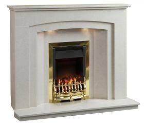 Caterham Cristina 50 Inch Fireplace - Nacarado