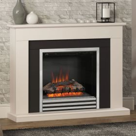 """Be Modern Preston 46"""" Electric Fireplace Suite"""