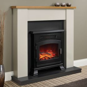 Be Modern Ravensdale Electric Fire Suite 42""