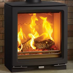 Stovax Vogue Medium Wood Burning / Multifuel Eco Stove