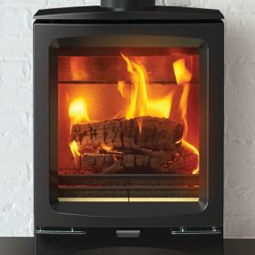 Stovax Vogue Midi Wood Burning / Multifuel Eco Stove