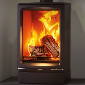 Stovax Vogue Midi T Wood Burning / Multi Fuel Eco Stove